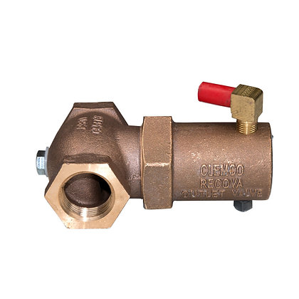 "CL-01967 Outlet valve, 1"" piston"