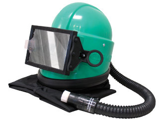 Apollo Helmet w/Hose - Constant-Flow Connector