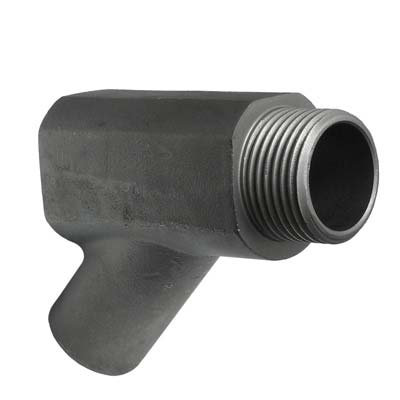 Auto gun nozzle holder