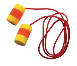 3M™ E-A-R™ Cylinder Foam PVC Corded Earplugs