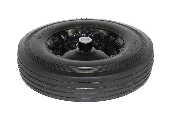 """14. 02822 Axle & 16"""" wheel set 3 cuft"""