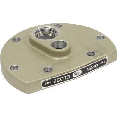 CL-20511 Lower Body, Sentinel Metering Valve