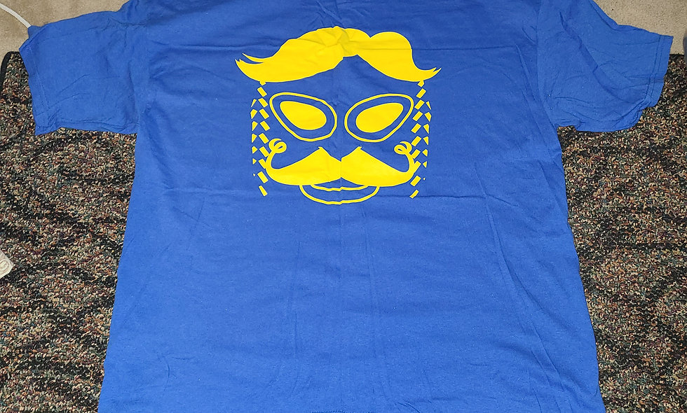 Chikara - Dasher Hatfield T-Shirt - *NEW Size XL