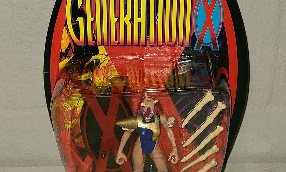 X-Men - Generation X - Marrow - 1996 Toy Biz