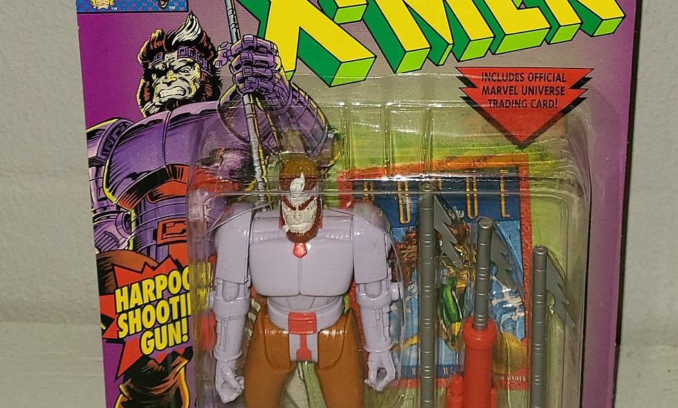 X-Men - The Uncanny - Ahab - 1993 Toy Biz