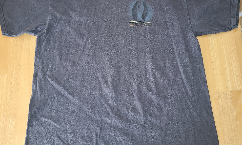 *Preowned  - The Rock T-Shirt Size XL