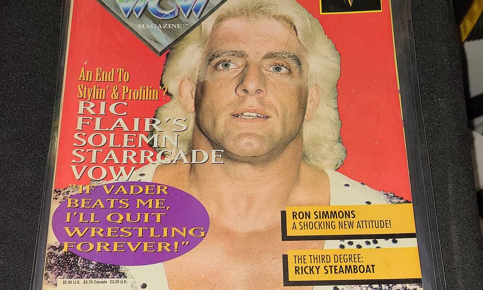 WCW Magazine  : February 1994