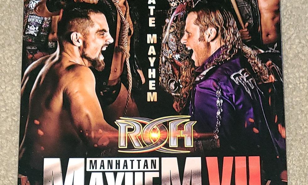 ROH - Manhattan Mayhem 7 - 3/3/2018 - NYC