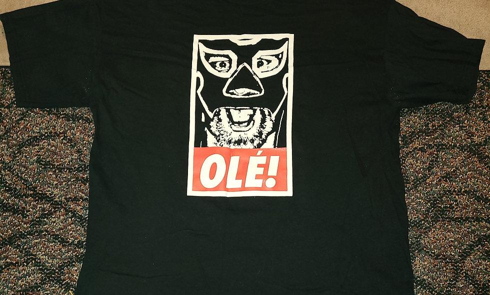 El Generico aka Sami Zayn T-Shirt - *PREOWNED* Size XL