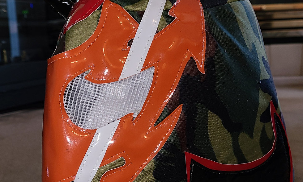 Soldier Ant aka Drew Gulak - Lucha Mask : Chikara Shop