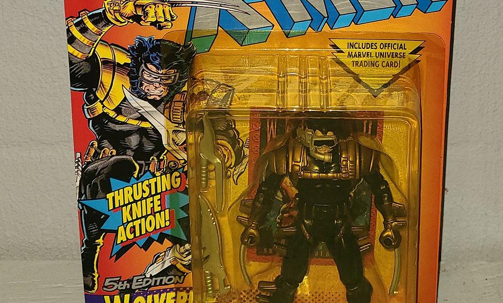 X-Men - The Uncanny - Wolverine (5th Edition) - 1993 Toy Biz