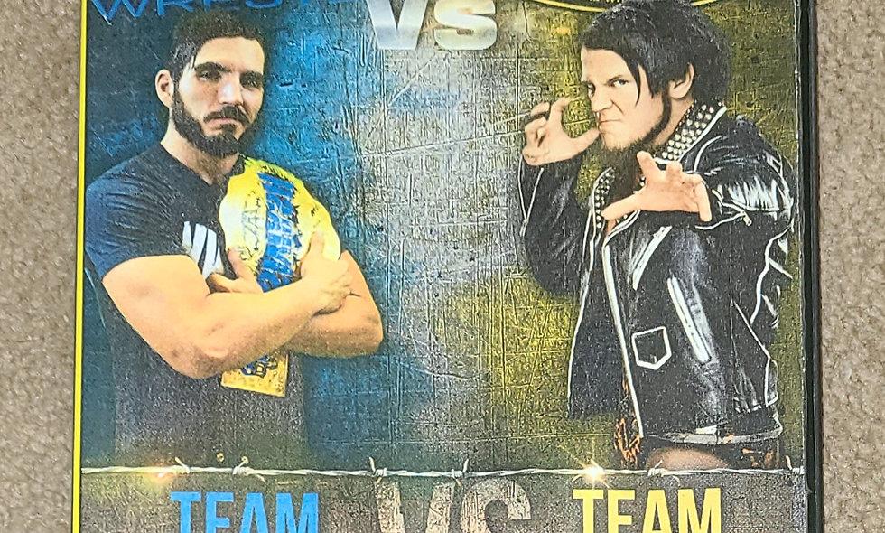 CZW - Smash vs CZW : 1/16/16 - Dvd