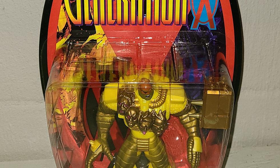 X-Men - Generation X - Phalanx - 1996 Toy Biz
