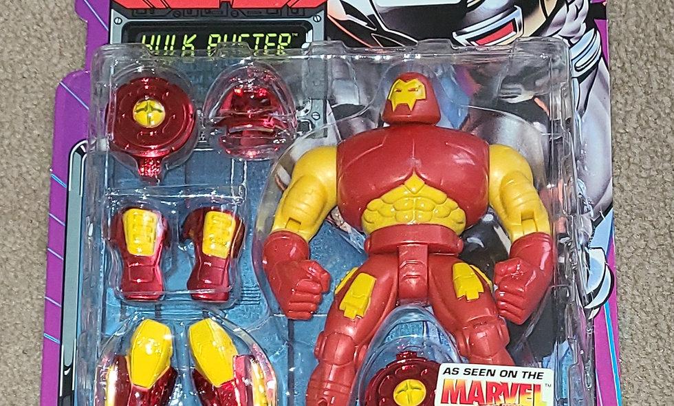 Marvel : Hulk Buster Iron Man : Iron Man : ToyBiz 1995