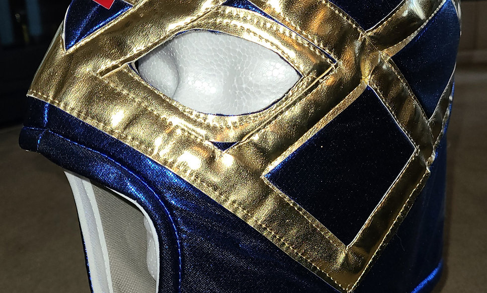 Amasis - Lucha Mask : Chikara Shop