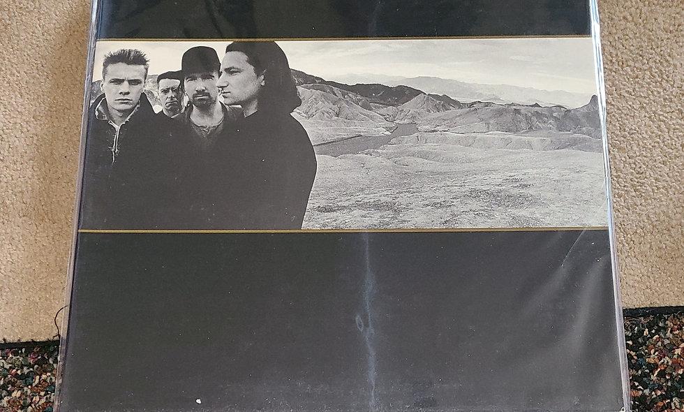 U2 : The Joshua Tree - Island / 1987 / VG / Rock