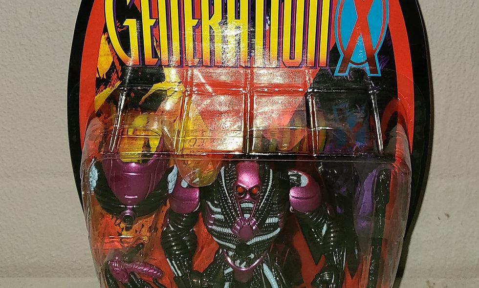 X-Men - Generation X - The Protector - 1996 Toy Biz