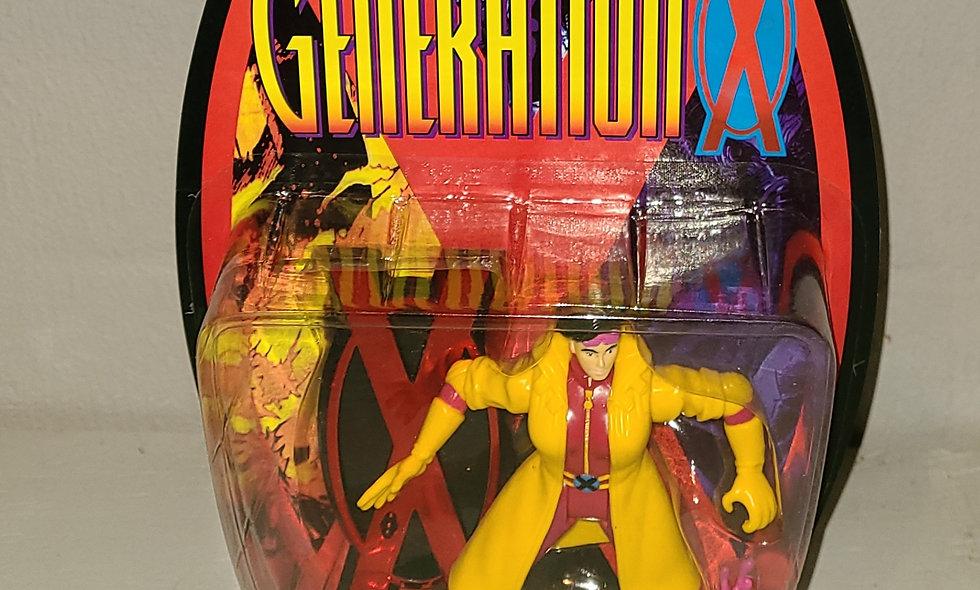 X-Men - Generation X - Jubilee - 1996 Toy Biz