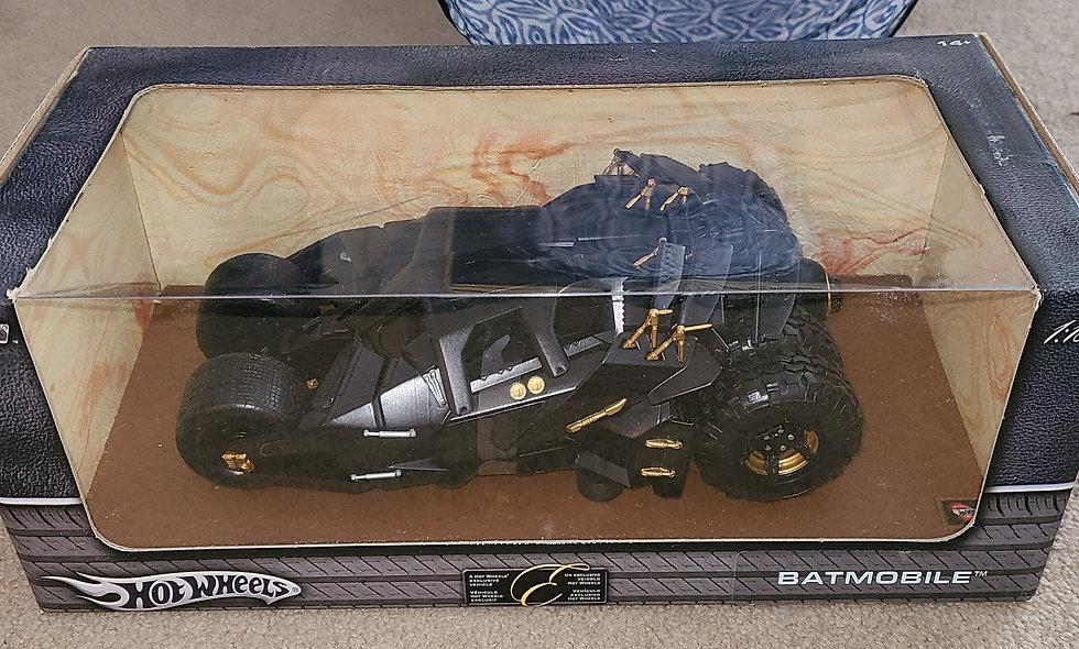 Hot Wheels : Batmobile : 1:18 Scale Metal Collection : Mattel 2004