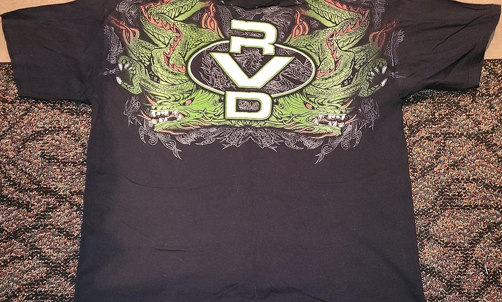 TNA Impact - Rob Van Dam T-Shirt - *PREOWNED- Size XL