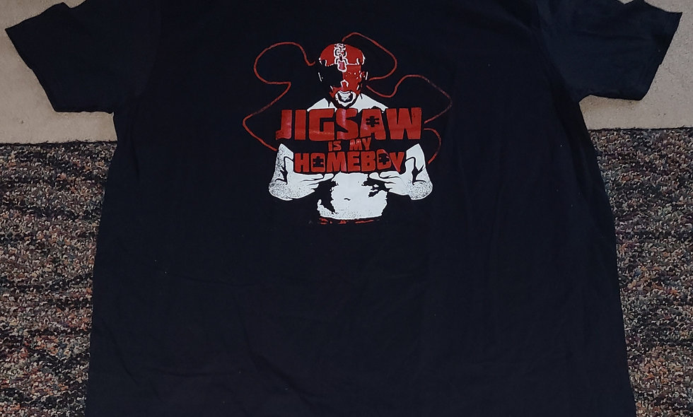Jigsaw Is My Homeboy - 2x T-Shirt New