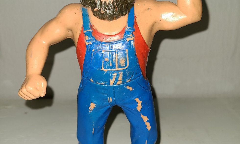 Hillbilly Jim (B) - WWF LJN