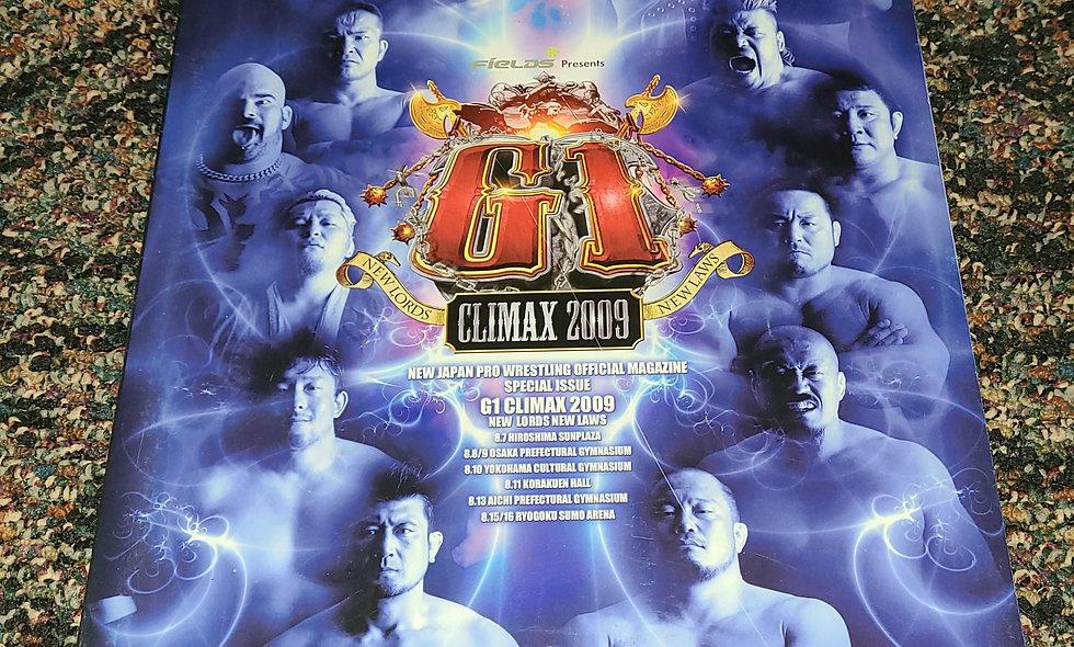 NJPW - G1 Climax 2009