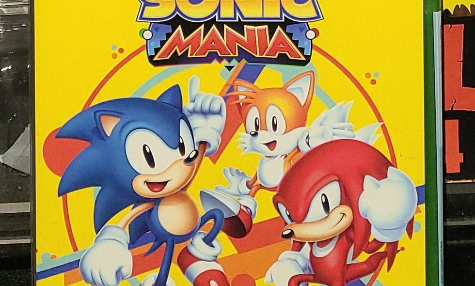 Xbox One - Sonic Mania - *NEW
