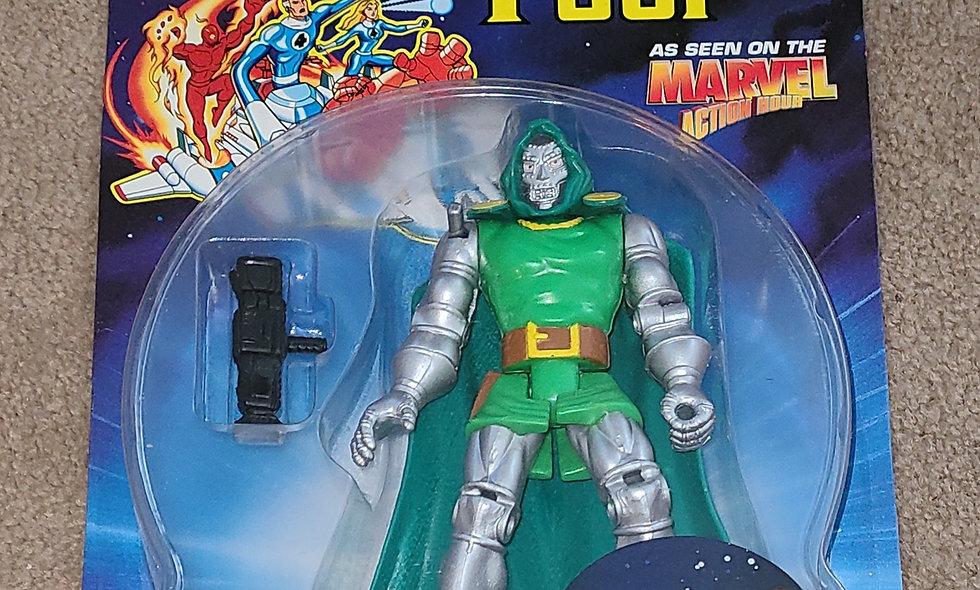 Marvel : Dr. DOOM : Fantastic Four : ToyBiz 1994