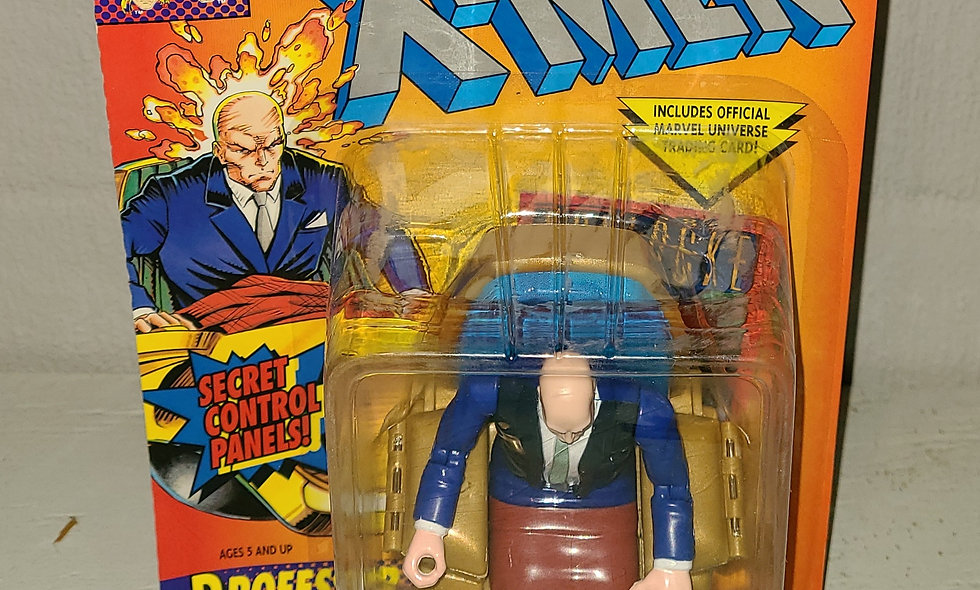 X-Men - The Uncanny - Professor X - 1993 Toy Biz