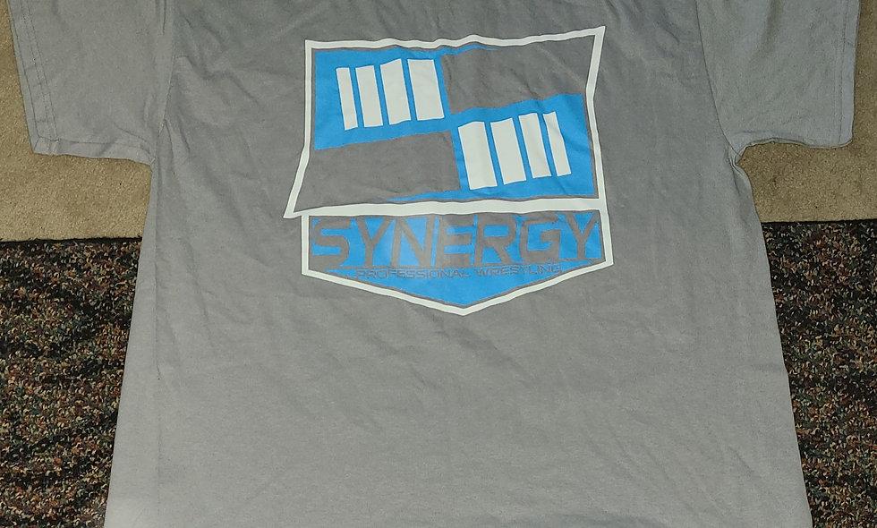 Synergy : Gray Logo - XL T-Shirt New
