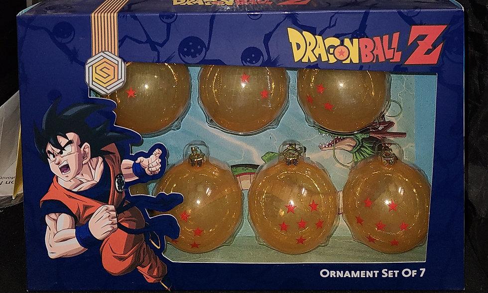 Dragon Ball Z : Ornament Set Of 7