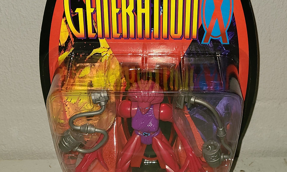 X-Men - Generation X - Penance - 1996 Toy Biz