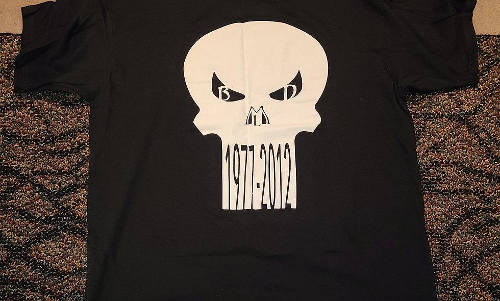 CZW - Brain Damage (Tribute Show) T-Shirt - *NEW Size XL