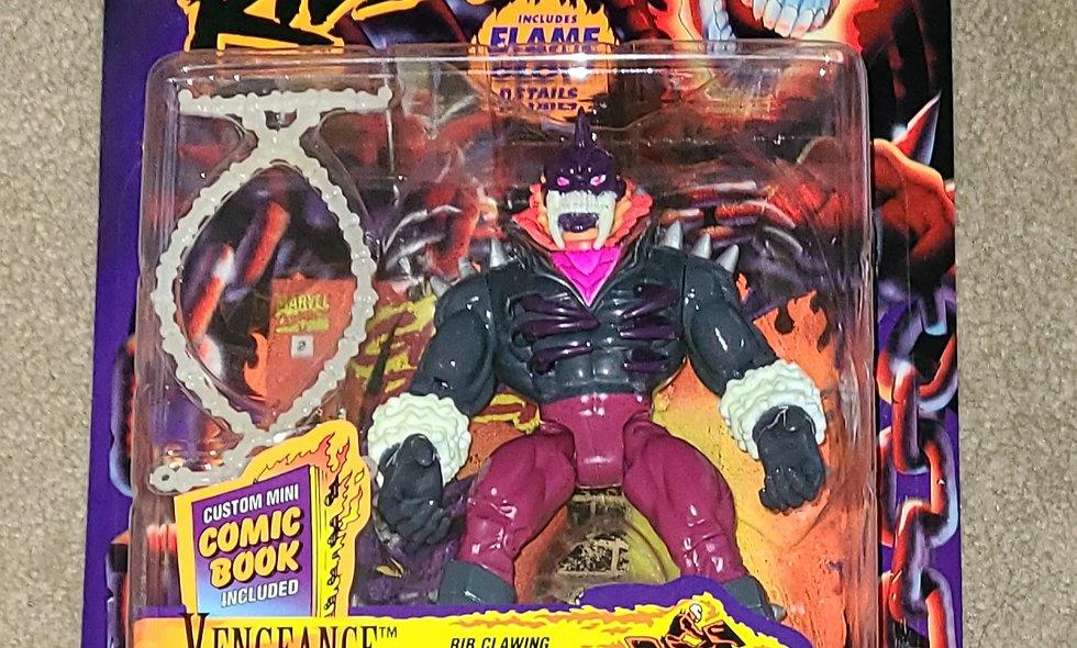 Marvel : Vengeance : Ghost Rider : ToyBiz 1995