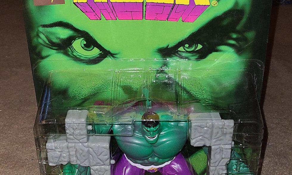 Rampaging Hulk - The Incredible Hulk - ToyBiz 1996