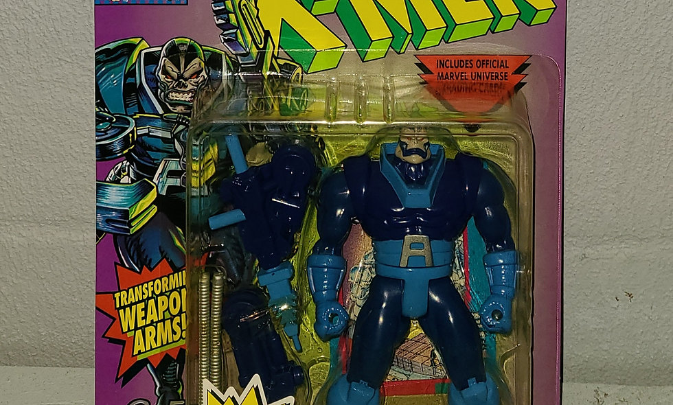 X-Men - The Uncanny - Apocalypse - 1993 Toy Biz