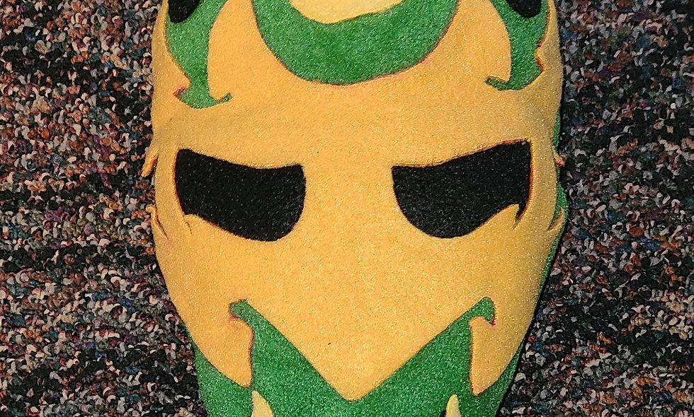 *Handmade* Green Ant Pillow - Chikara
