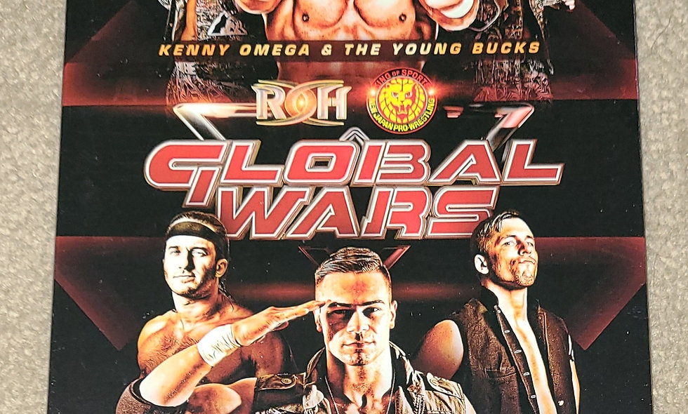 ROH - Global Wars - 10/14/2017 - Columbus