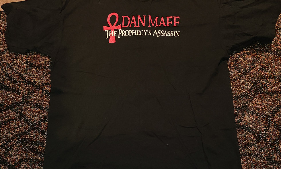 ROH - Dan Maff T-Shirt - *NEW Size XL