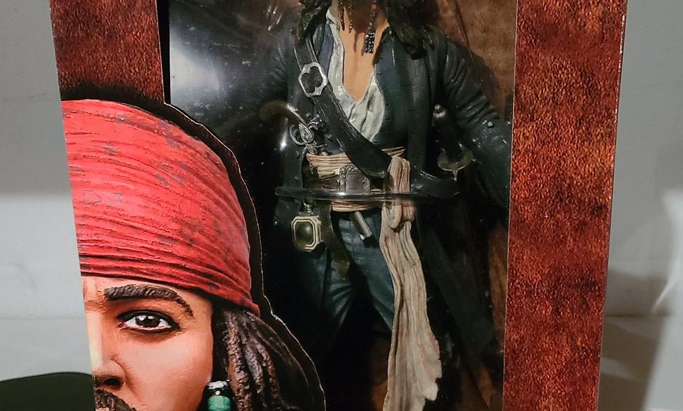 "Capt. Jack Sparrow : Pirates Of The Caribbean - Neca 18"""