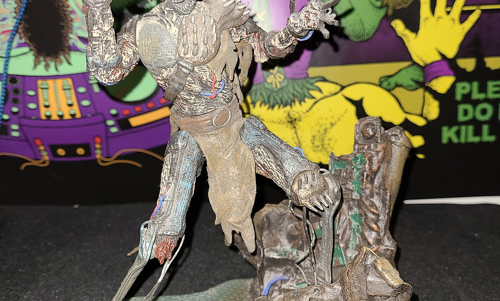 EVILUTION DEMON - How To Make A Monster - Stan Winston's Creatures