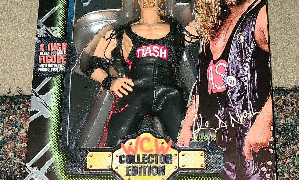 "WCW - Kevin Nash : 8"" Collectors Edition - ToyBiz Target Exclusive"