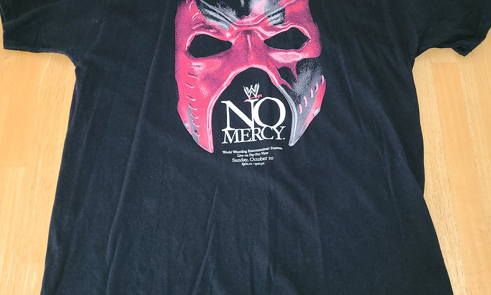 *Preowned  - WWE No Mercy T-Shirt Size XL
