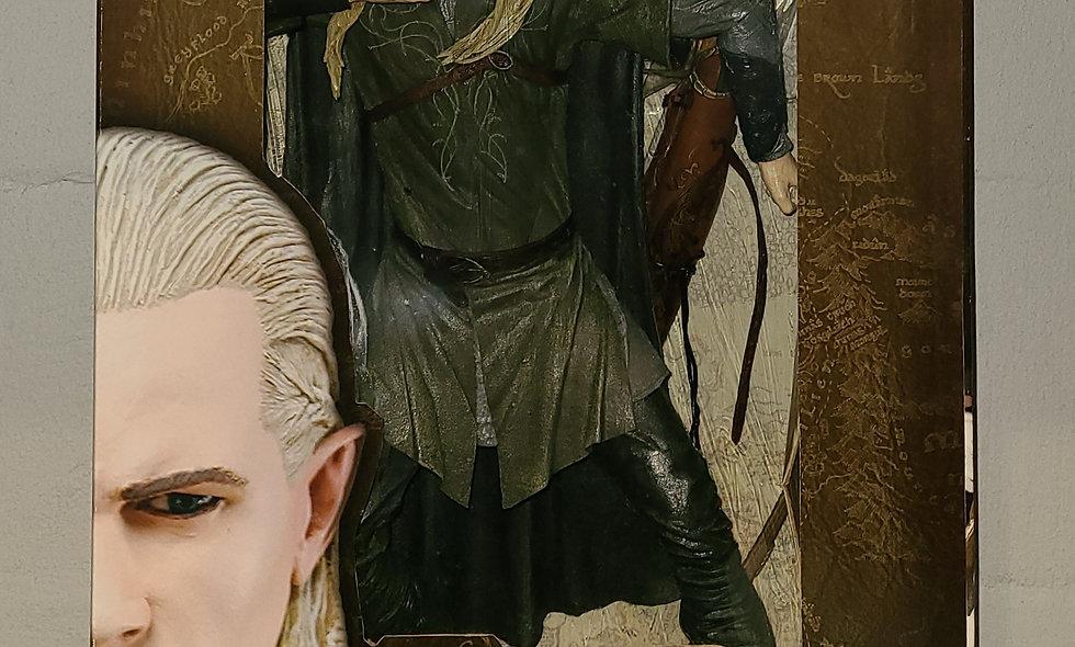 "Lord Of The Rings - Legolas - 20"" Figure - Neca 2004"