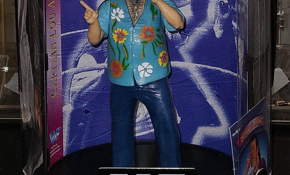 Captain Lou Albano - WWF Legends : Series 1 - Jakks Limited Edition