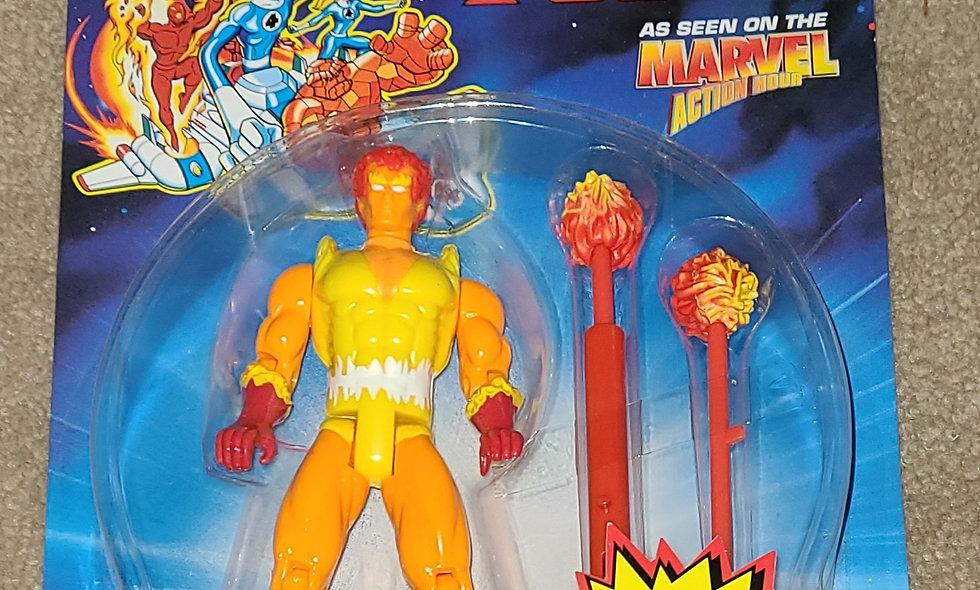 Marvel : Firelord : Fantastic Four : ToyBiz 1995