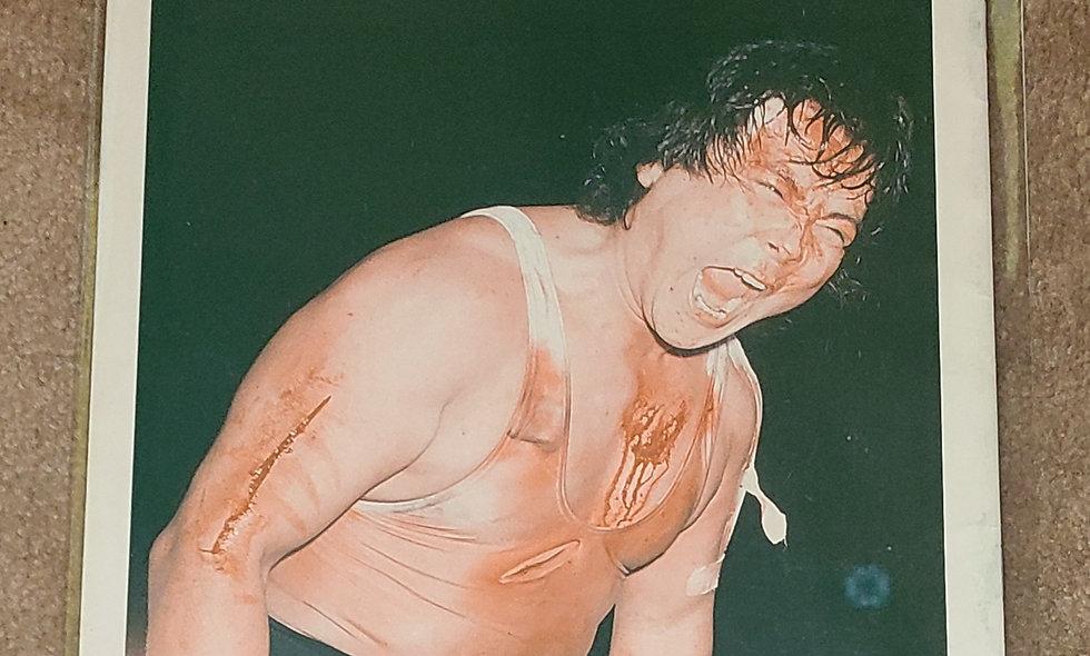 FMW - Official Program #8 - Deathmatch Wrestling Onita
