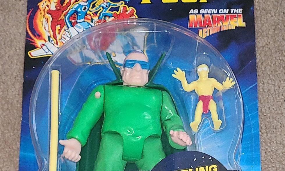 Marvel : Mole Man : Fantastic Four : ToyBiz 1994