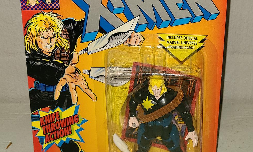 X-Men - The Uncanny - Longshot - 1993 Toy Biz